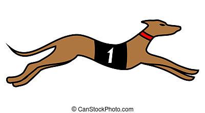 Speed dog - Creative design of speed dog