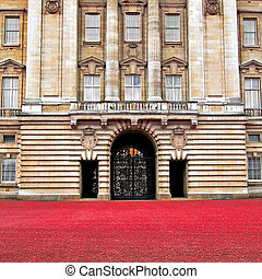 Buckingham Palace front gate - CITY OF WESTMINSTER %u2013...