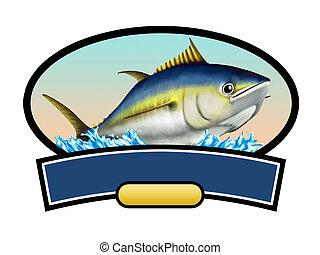 Atún, pez