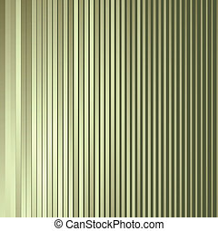 Abstract pale green-yellow stripes background.