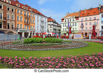 Poland - Kalisz - Poland - city view in Kalisz Greater...