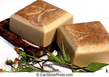 SKINCARE, NATURAL HANDMADE SOAPS