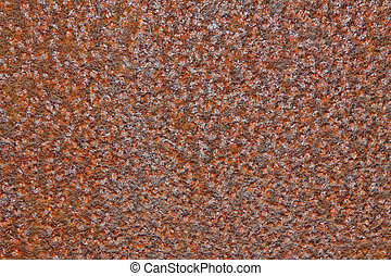rusty sheet iron, can be used as design background