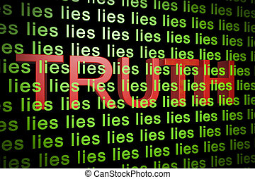 Truth behind the lies
