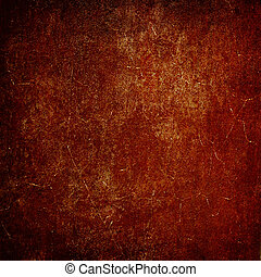 Highly detailed red grunge background or paper with vintage texture