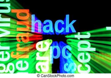 Hack concept