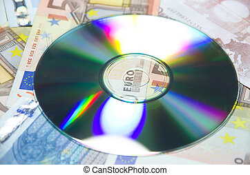 data cd money