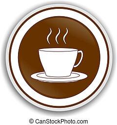 Icon coffe - Creative design of icon cofee