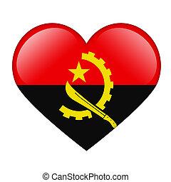 The Angolan flag