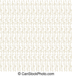 Seamless Bamboo Pattern - Background of seamless bamboo...