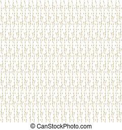 Seamless Bamboo Pattern - Background of seamless bamboo...