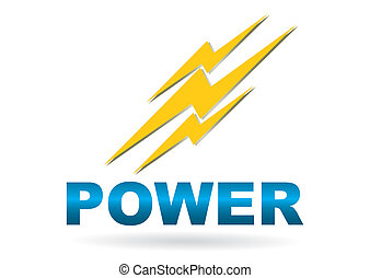 Power Icon template