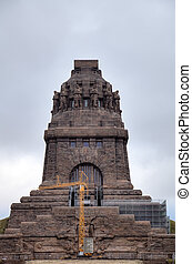 Monument to Battle of the Nations - Monument to the Battle...
