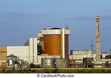 South ukraine nulear power station - Ukrainian nuclear power...