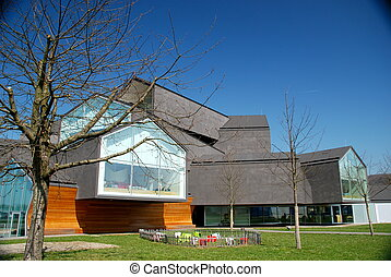 Vitra House, Vitra Design Museum - The Vitra Design Museum...