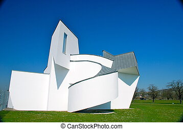 Vitra Design Museum - The Vitra Design Museum is an...