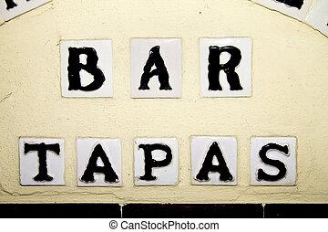 tapas - a tapas bar