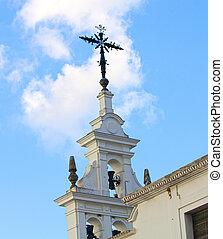 el rocio - landscape of el rocio,seville