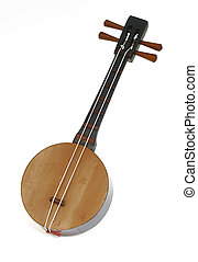 chinese musical instrument - ruan, a chinese traditional...