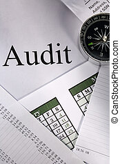 Operating budget, calendar, compass and audit