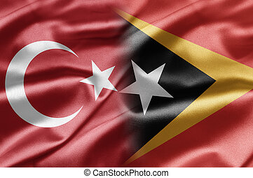 Turkey and East Timor