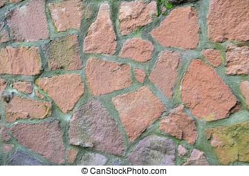 piedra, pared