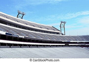 American college fcotball stadium