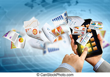 business e commerce - business , e-commerce concept...