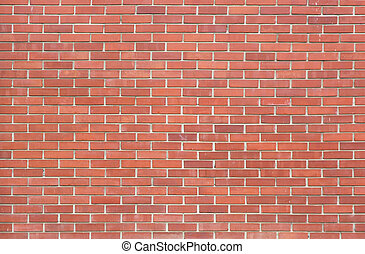 Brick wall, simple; background