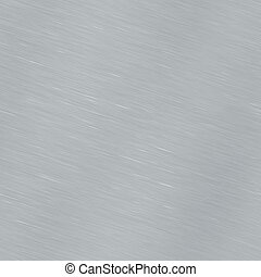 Brushed metal surface texture seamless background...