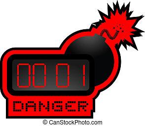 Danger bomb