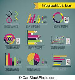 Social Media Infographic - illustration of Social Media...