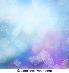 Abstract multicoloured background with blur bokeh for design...