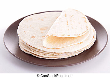 harina, Tortillas