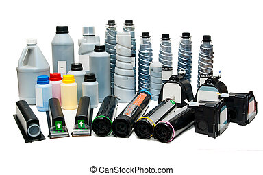 Printer toners - Toners and cartridges for printers