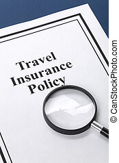 Travel Insurance - Document of Travel Insurance Policy for...