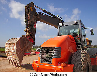 Heavy Machines 2 - Heavy vehicles ready to work in a new...