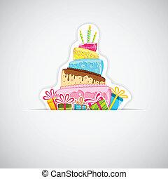 Birthday Cutout
