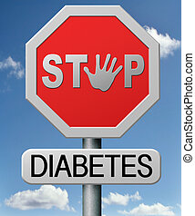 diabetes find causes and sceen for symptoms of type 1 or 2...