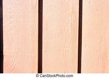 Wood Siding - Wood siding in change