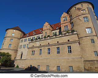 Altes Schloss Old Castle Stuttgart - Altes Schloss Old...