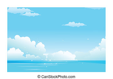 Clouded sky Vector Clipart Royalty Free. 67,449 Clouded sky clip ...