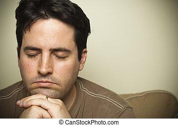 em, oração