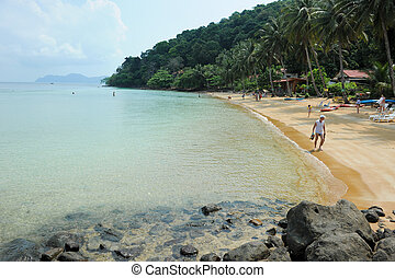 Thailand, Koh Wai beech - Thailand, islands around Koh Wai...
