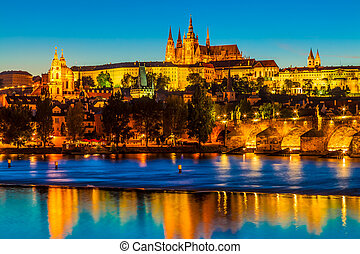 Prague, the Czech Republic - The Czech Capital Prague is...