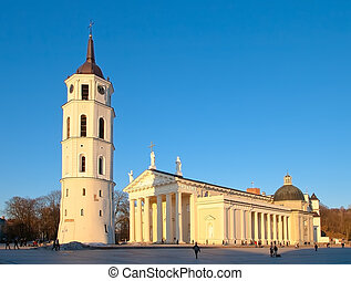 Cathedral of St. Stanislaus in Vilnius - Cathedral of St....