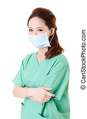 health care worker