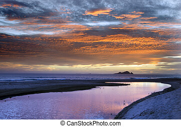 Henderson Bay in Northland New Zealand - NORTHLAND - JAN...