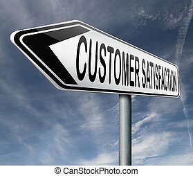 customer satisfaction loyalty and service balanced scorecard...