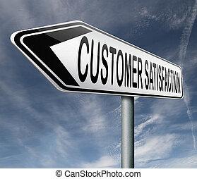 customer satisfaction loyalty and service balanced scorecard...
